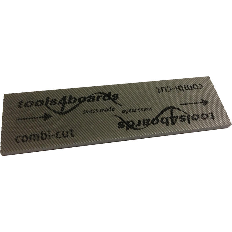 Lime en acier de qualité supérieure Combi de 80 mm