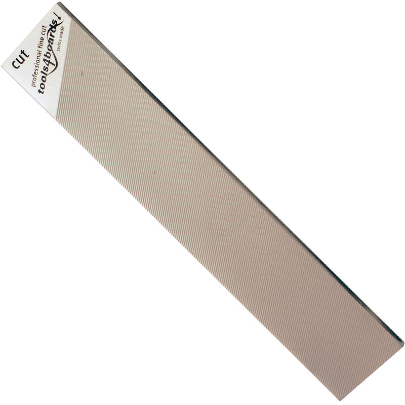 Chrome File 120mm-Smooth Cut