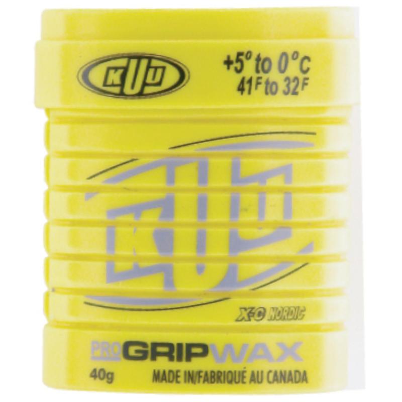 Nordic Grip Wax (Moist: +5 to 0C)
