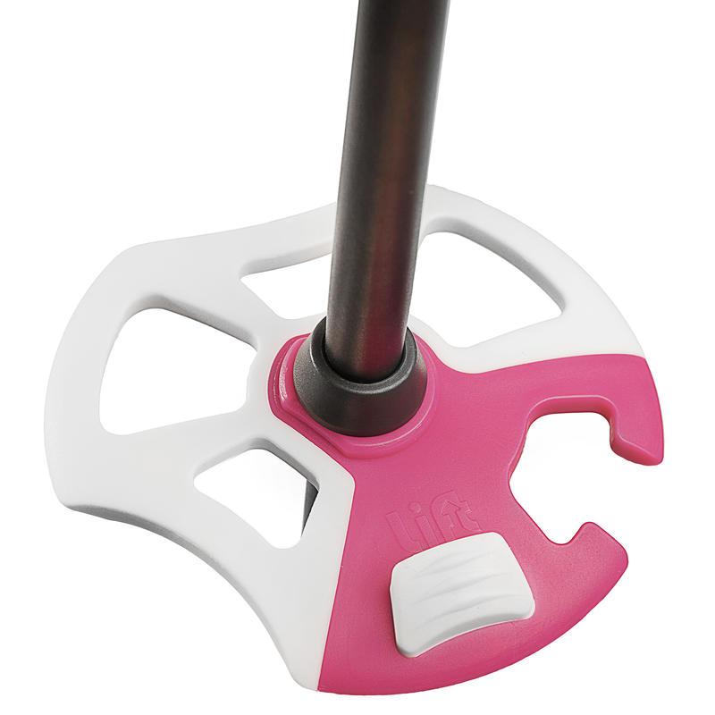 Lift Basket Pink/White