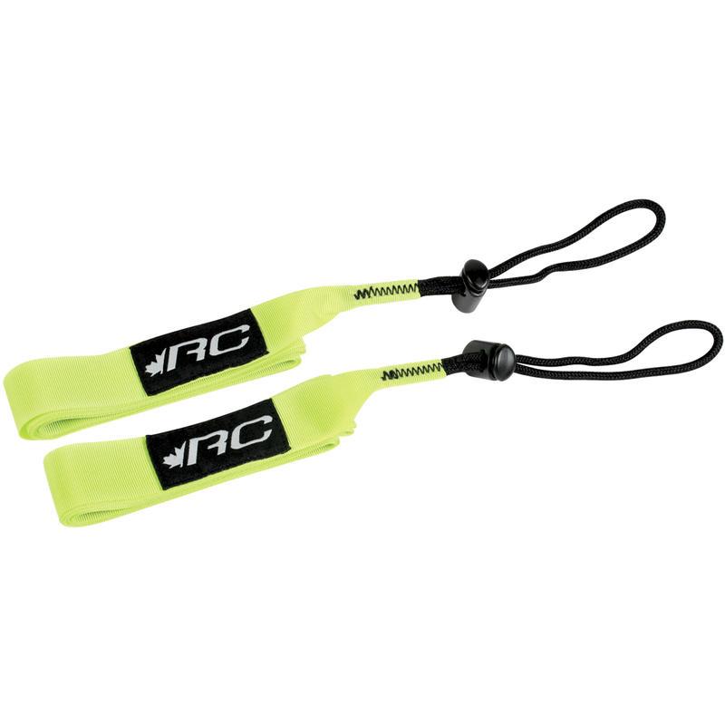Lanières de sécurité pour skis Powder Leashes Émeraude