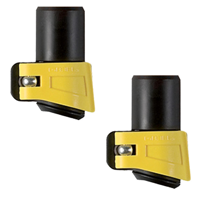 Mécanisme de blocage Fast Lock Noir/Jaune