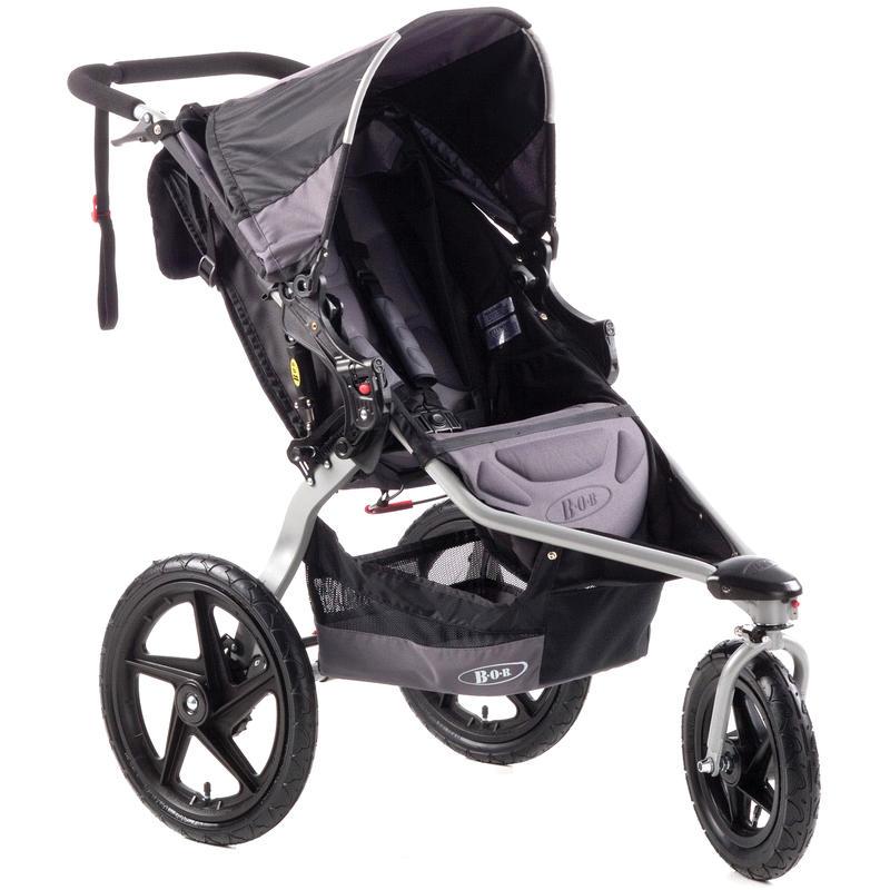 Revolution SE Stroller Black