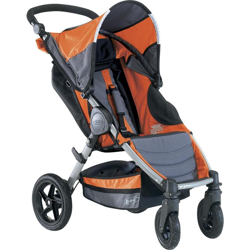 Motion Stroller Orange