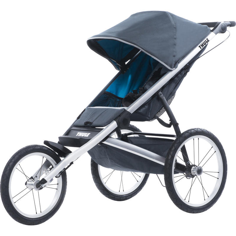 Glide 1 Stroller Dark Shadow