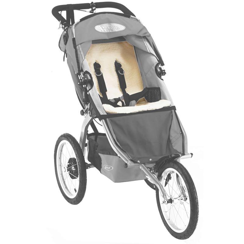 Warm Fuzzy Stroller Liner