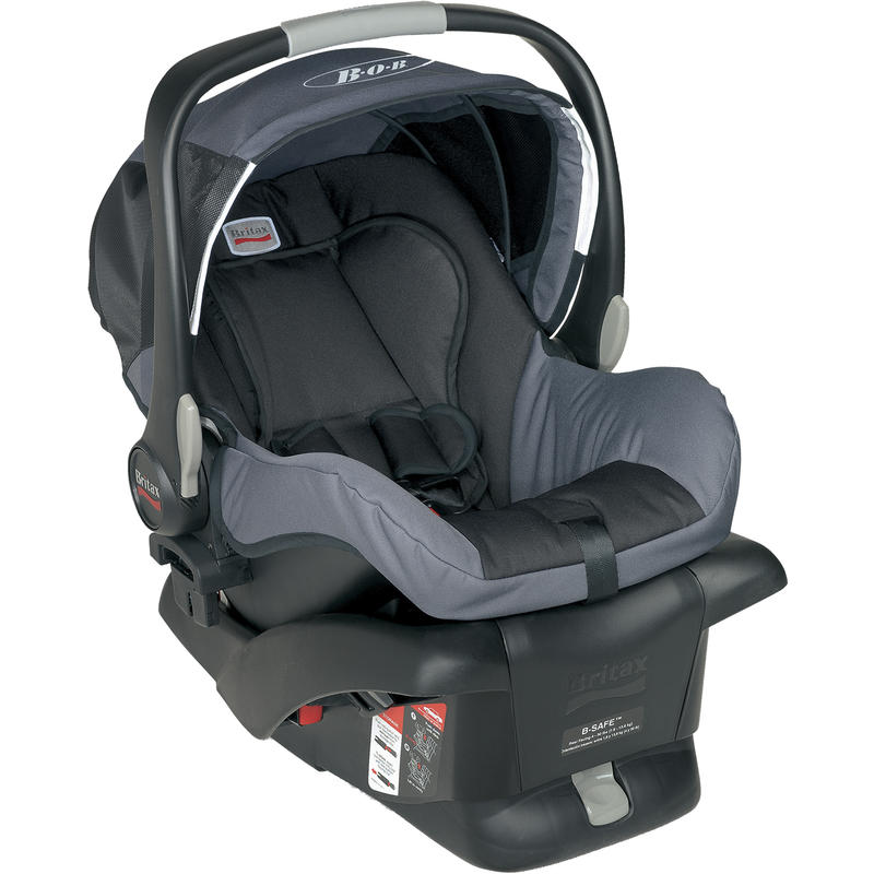 B-Safe Infant Car Seat Black