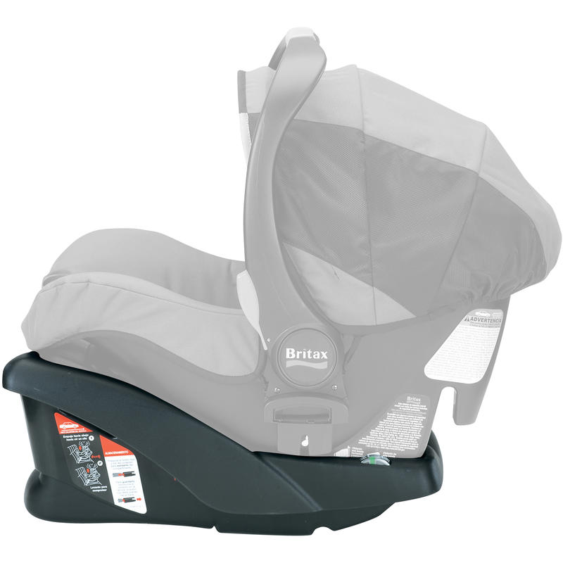 B-Safe Infant Car Seat Base Black