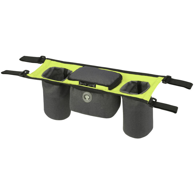 Child Trailer Handlebar Console - Single Sour Apple