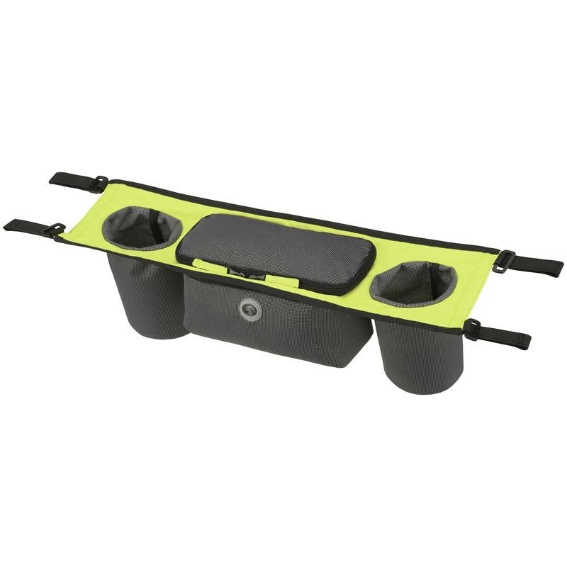 Module de rangement pour remorque de vélo double Pomme acidulée