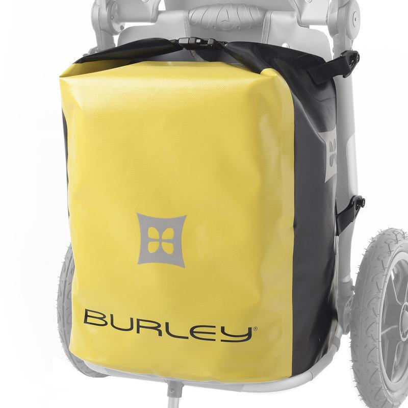 Travoy Dry Bag Yellow/Black