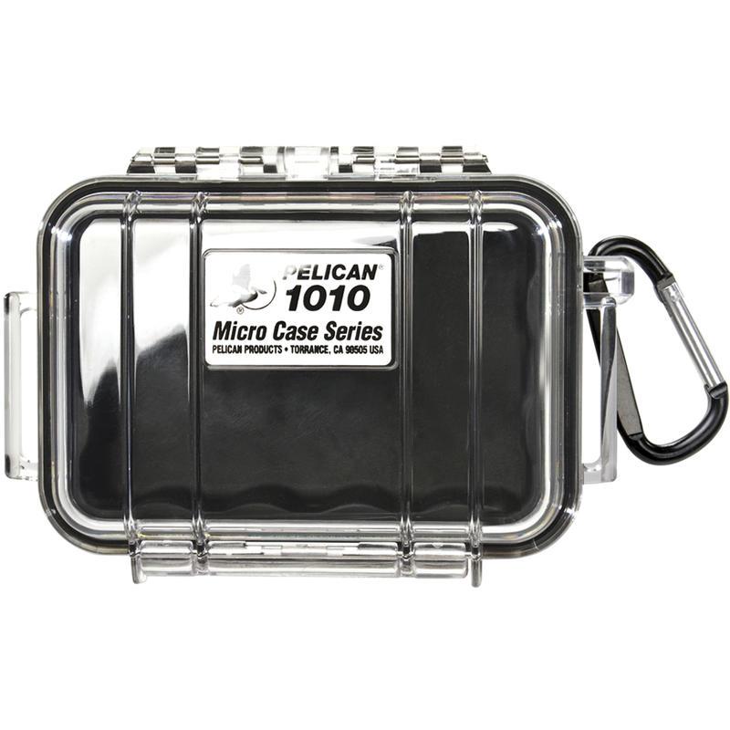 Étui 1010 Micro Noir transparent