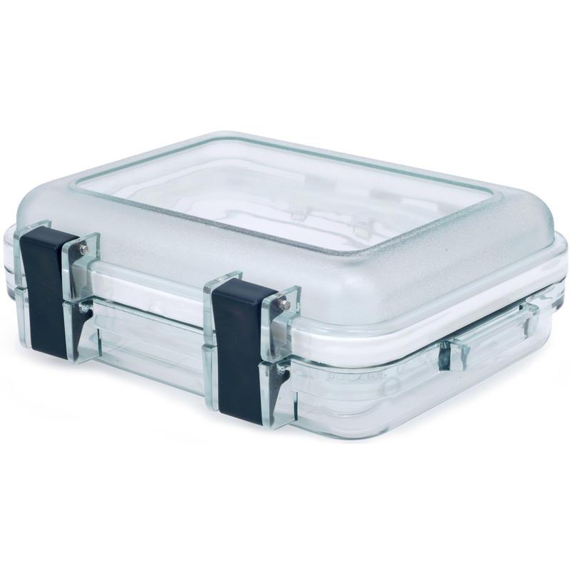 Boîte utilitaire en Lexan Transparent