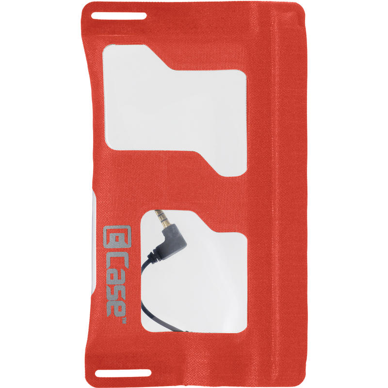 iPod/iPhone iSeries Case w/jack Red