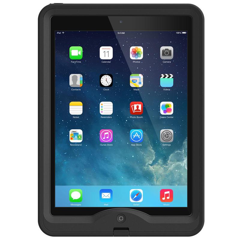 nüüd iPad Air Case Black/Black