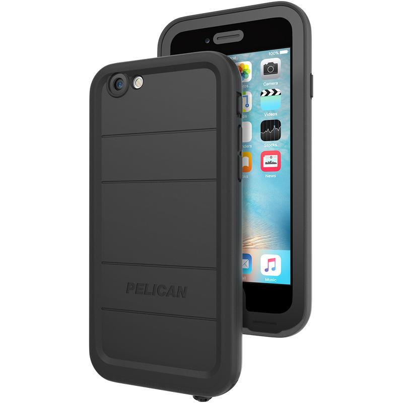 Étui Marine pour iPhone 6/6S Noir