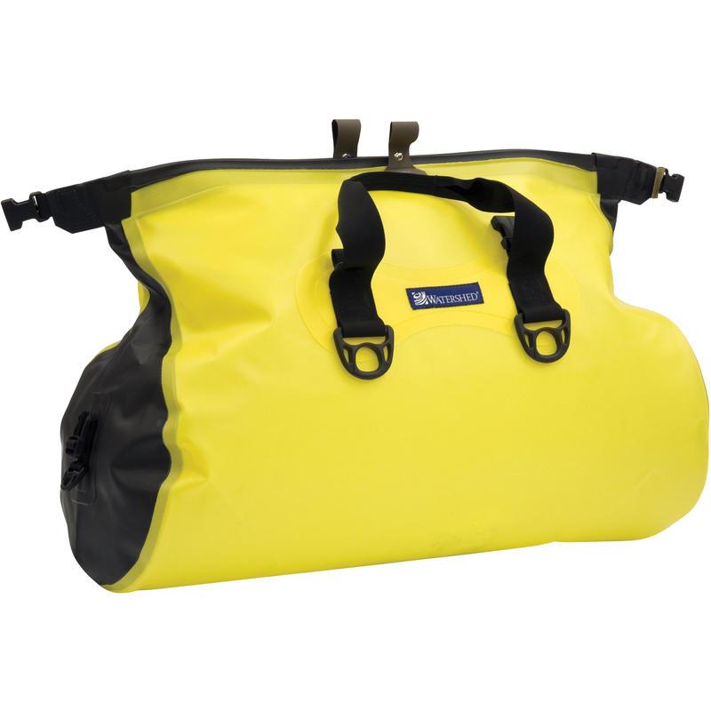 Yukon Dry Duffle Yellow
