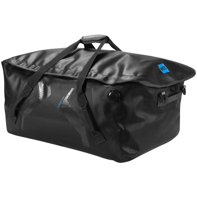 Scully 100 Duffle Black