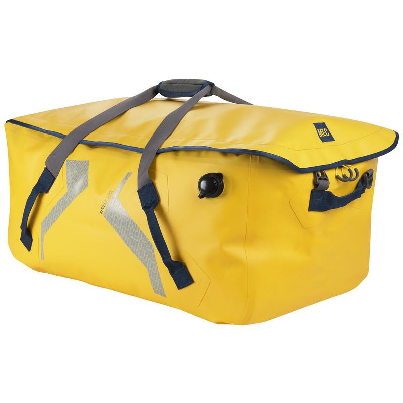 Scully 100 Duffle Spectra Yellow/Poseidon