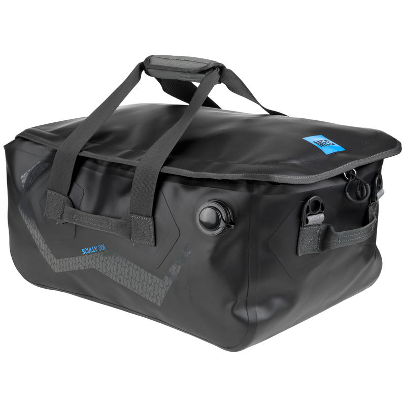 Scully 30 Duffle Black/Raven