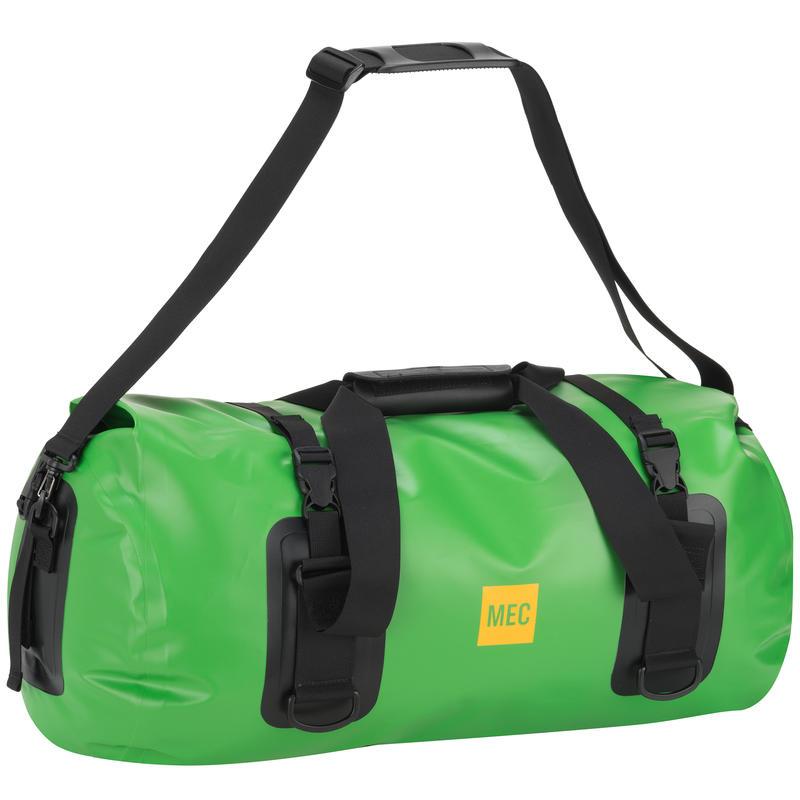 Candem Dry Duffle Bag Irish Green