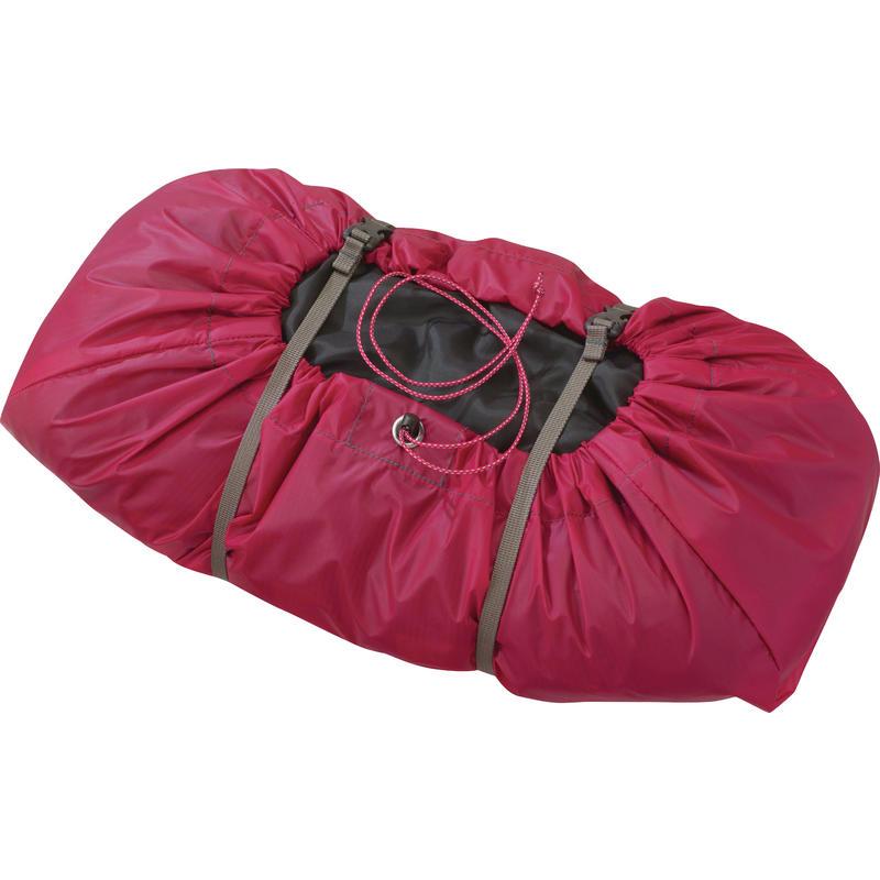 Sac Compression pour tente Rouge