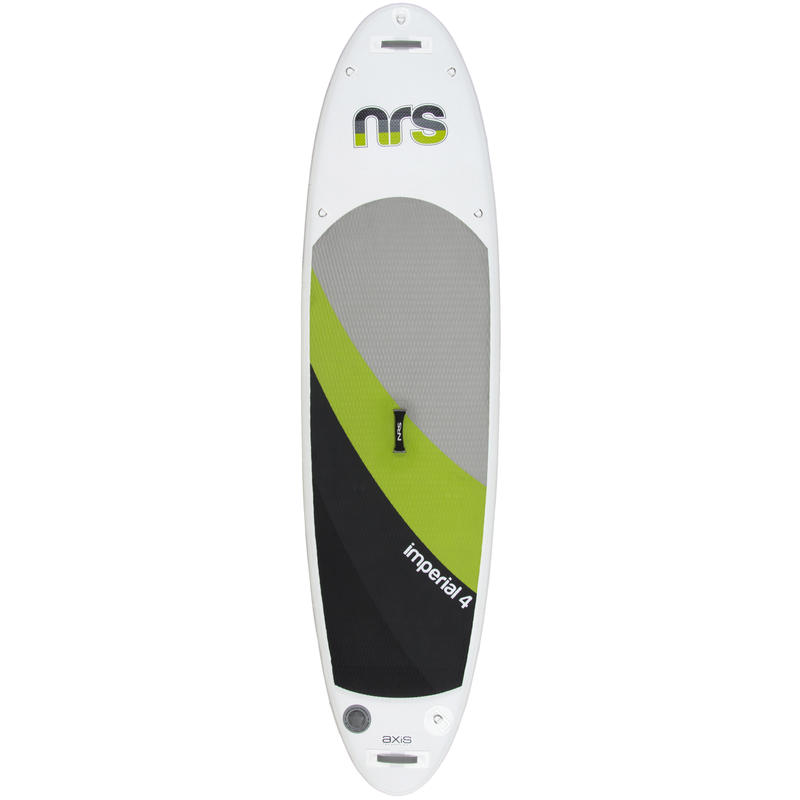 Imperial 4 Inflatable SUP (2015) White/Green