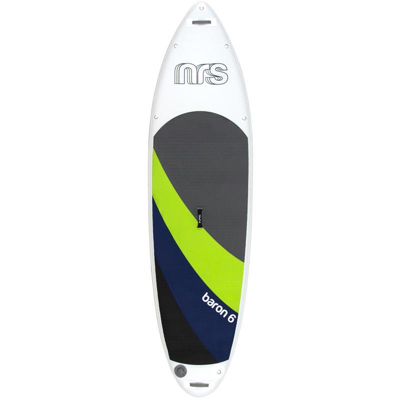 Surf à pagaie Baron 6 Blanc/Gris