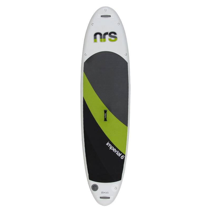 Surf à pagaie gonflable Imperial 6 Blanc/Vert