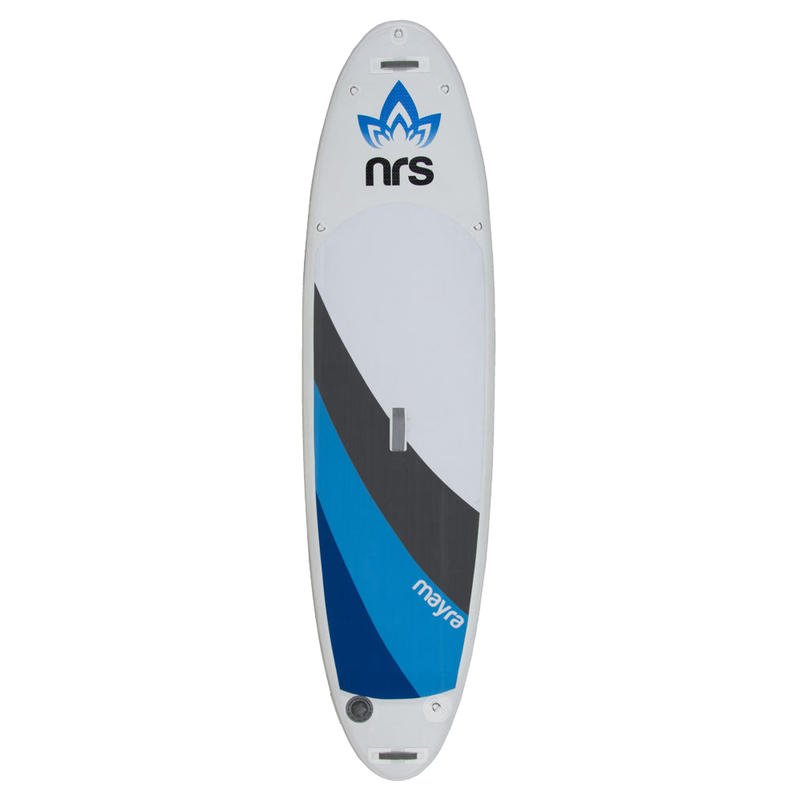 Mayra Inflatable SUP W White/Blue