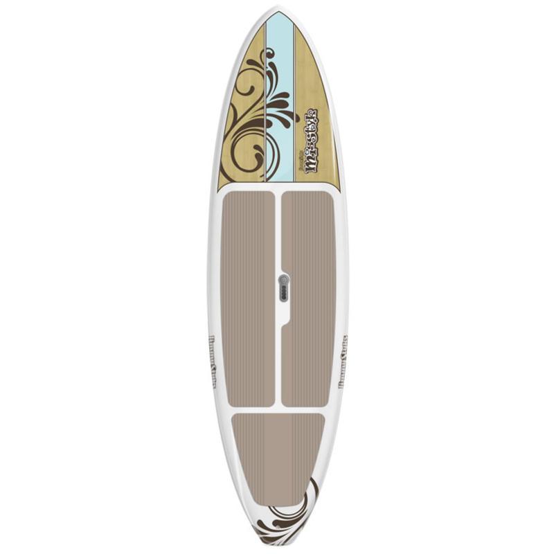 Surf à pagaie Misstyk Bambou/Bleu