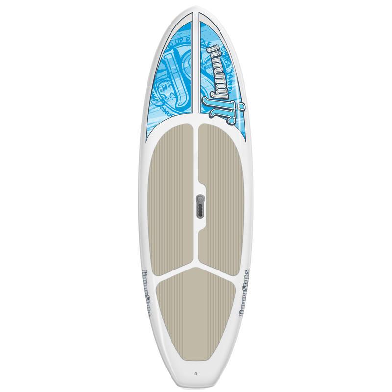 Surf à pagaie Jimmy Jr. Bleu/Blanc
