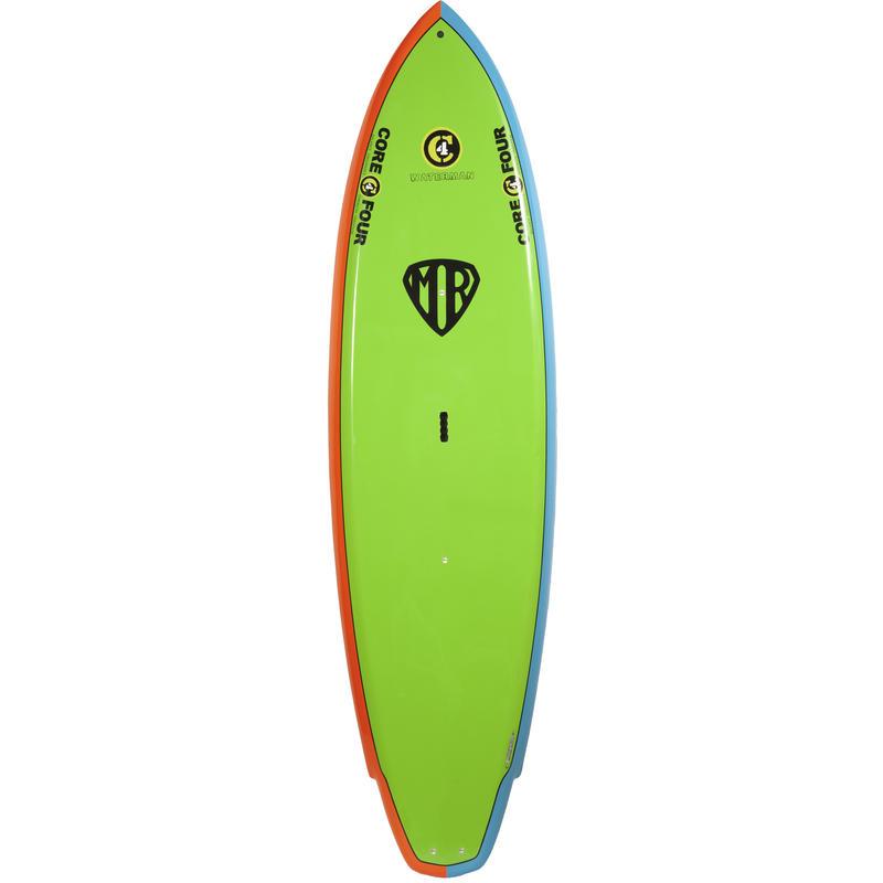 Surf à pagaie MR 9 pi 2 po Vert électrique