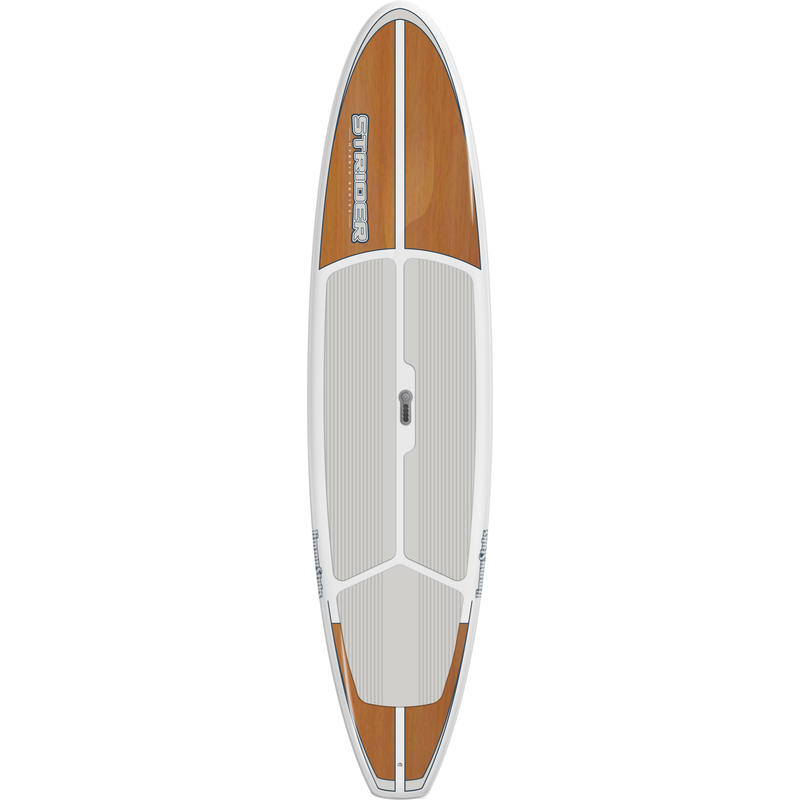 Surf à pagaie Strider Bambou/Blanc