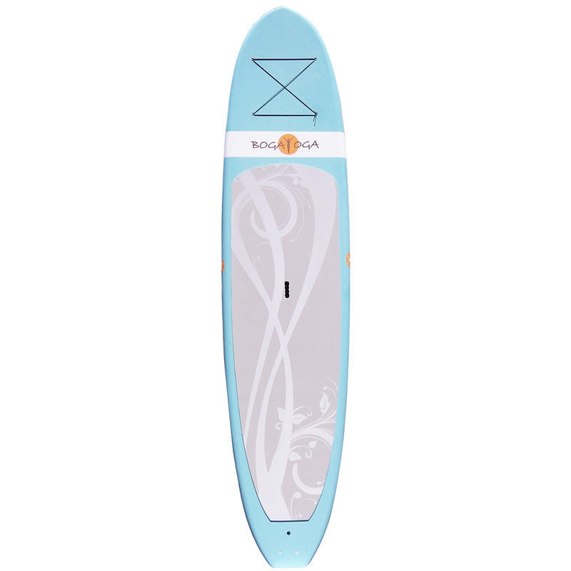 Yoga Stand Up Paddleboard Caribbean Blue