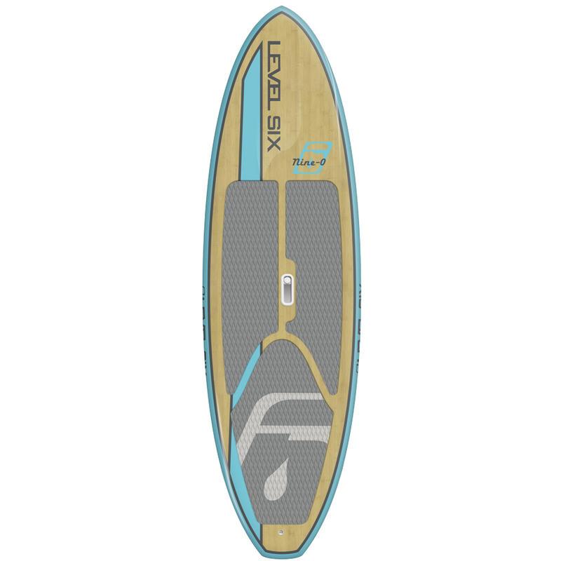 Surf à pagaie Nine-O Eau de mer/Bois
