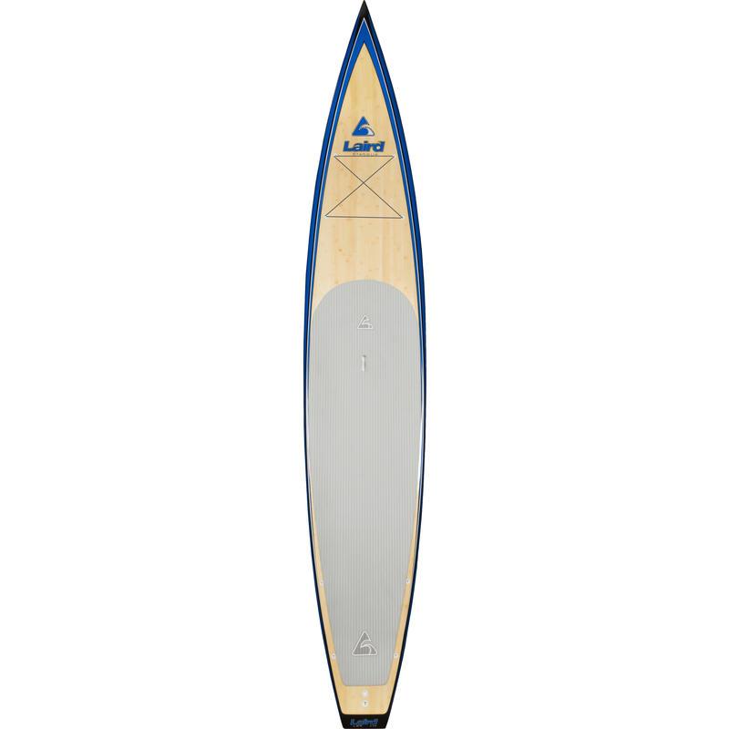 Surf à pagaie LX 12 pi 6 po Bambou/Bleu
