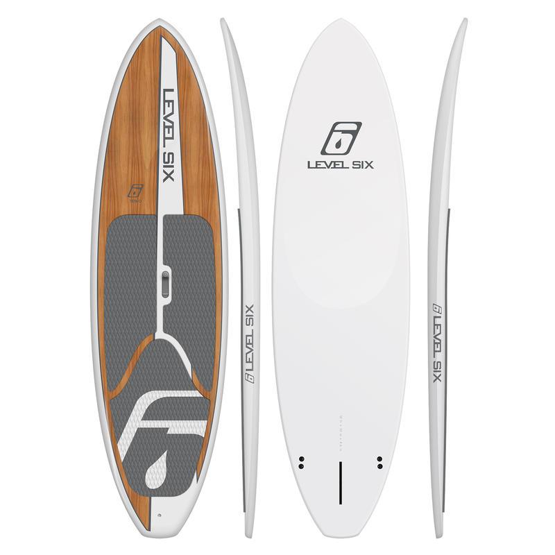 Surf à pagaie Ten O Huître/Noyer