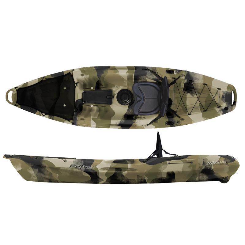 Kayak Moken 10 Camouflage désert