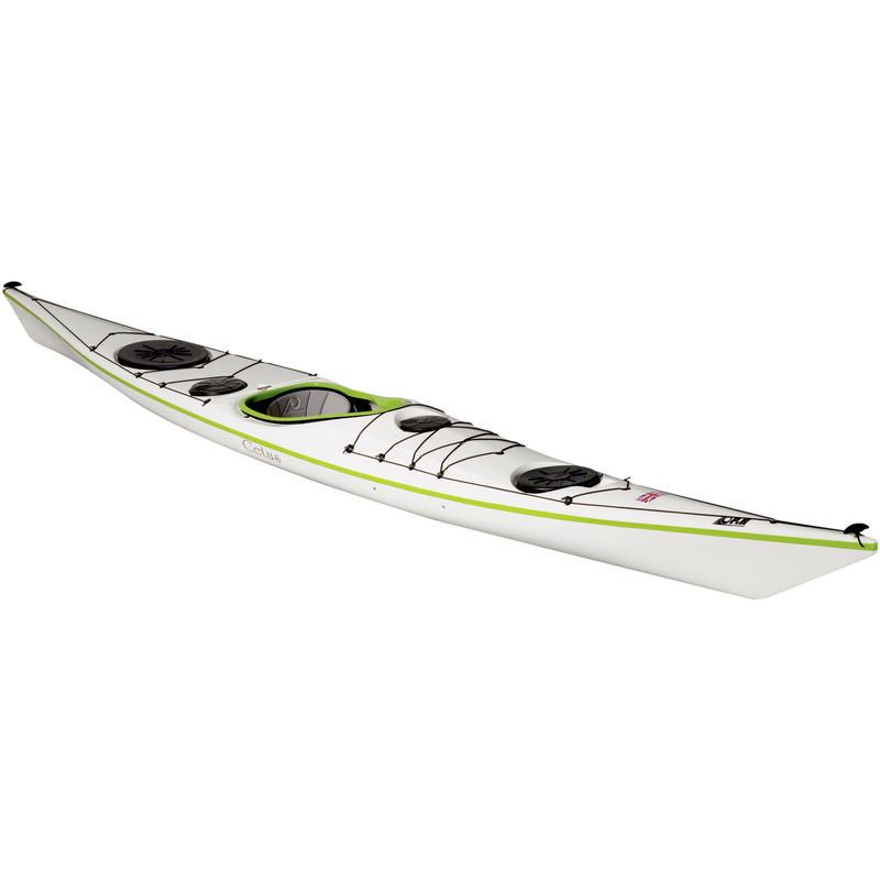 Kayak Cetus HV en fibre de verre Couleur sur commande