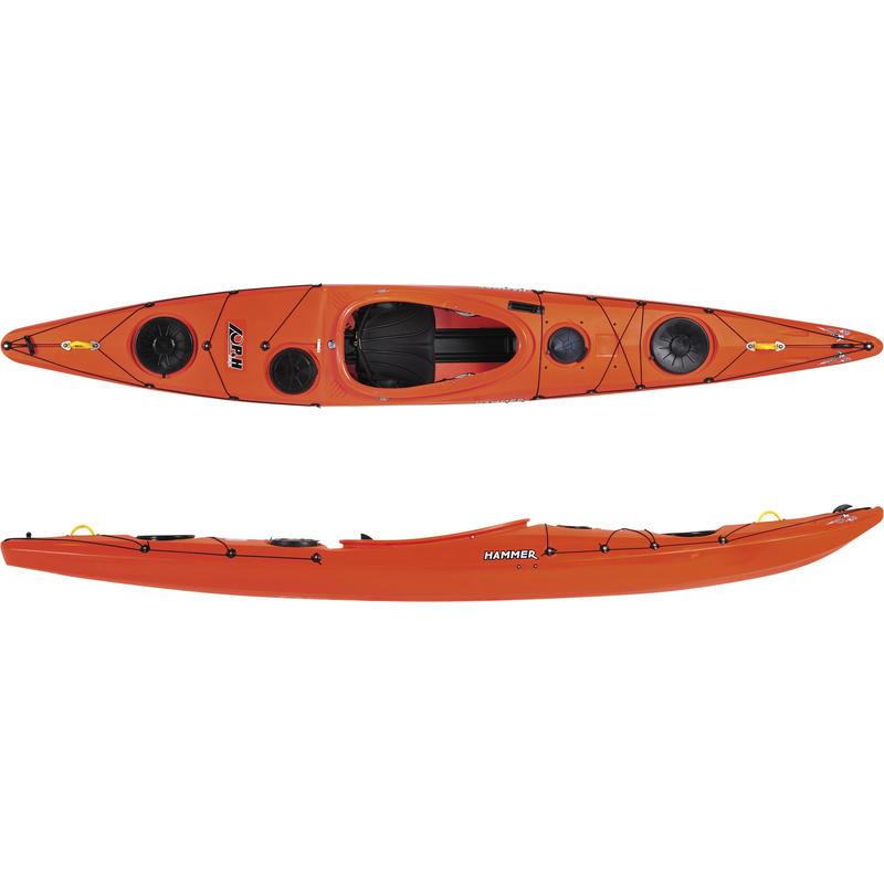 Kayak Hammer Rouge lave