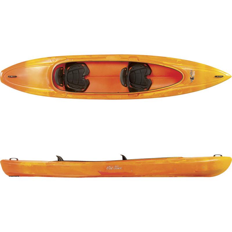 Kayak Twin Heron Aube ensoleillée