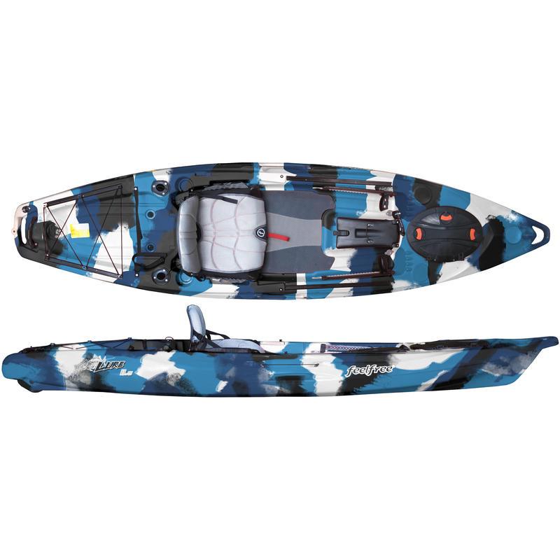 Kayak Lure 11,5 Marine camouflage