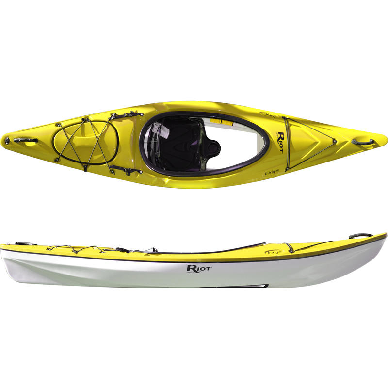 Kayak Intrigue Jaune