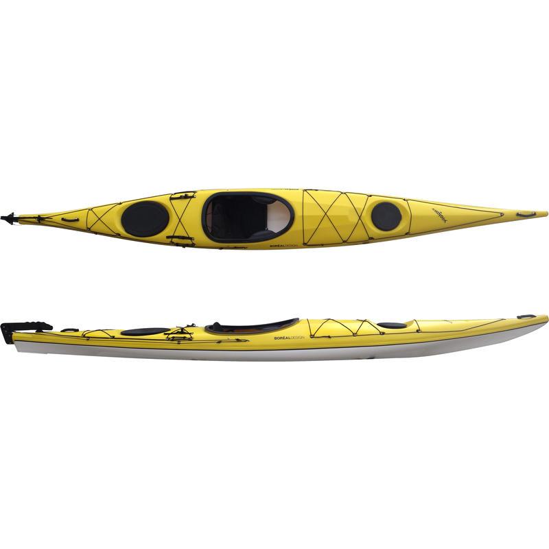 Kayak Chinook Jaune