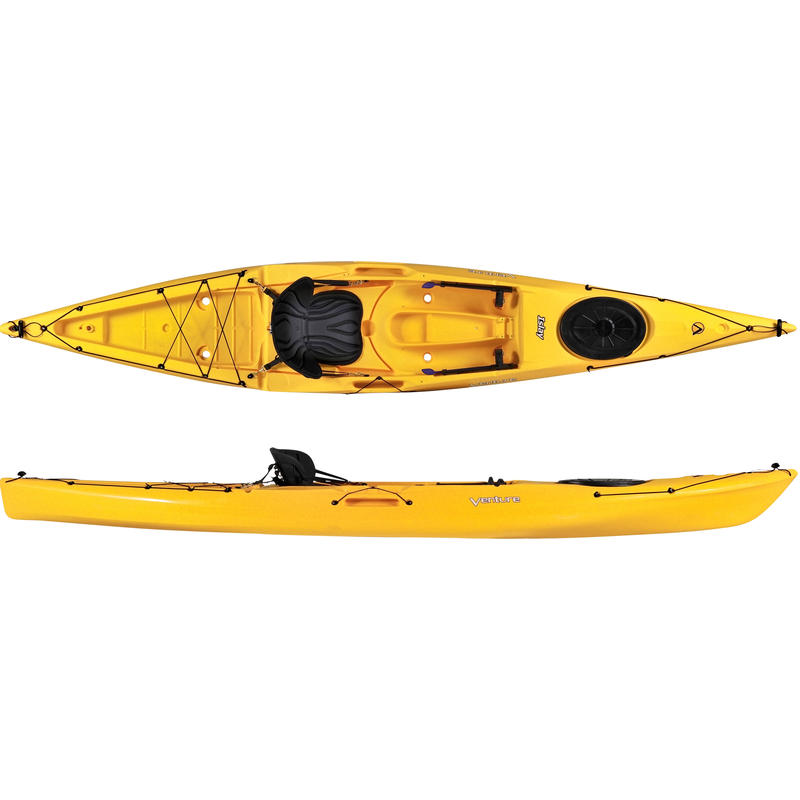 Islay 14 SOT Kayak Yellow