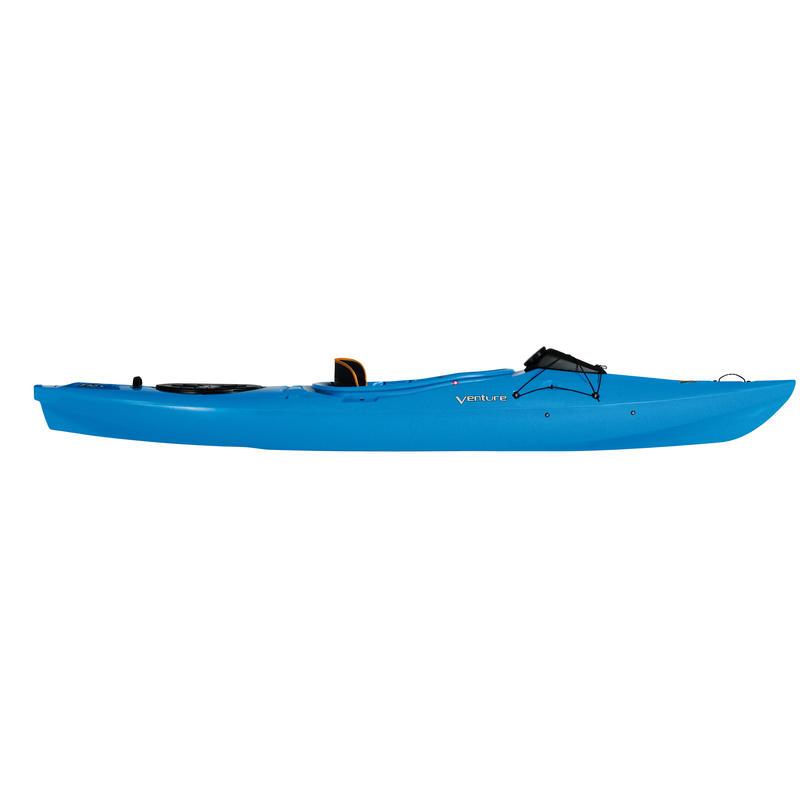 Flex 11 Kayak w/Skeg Turquoise