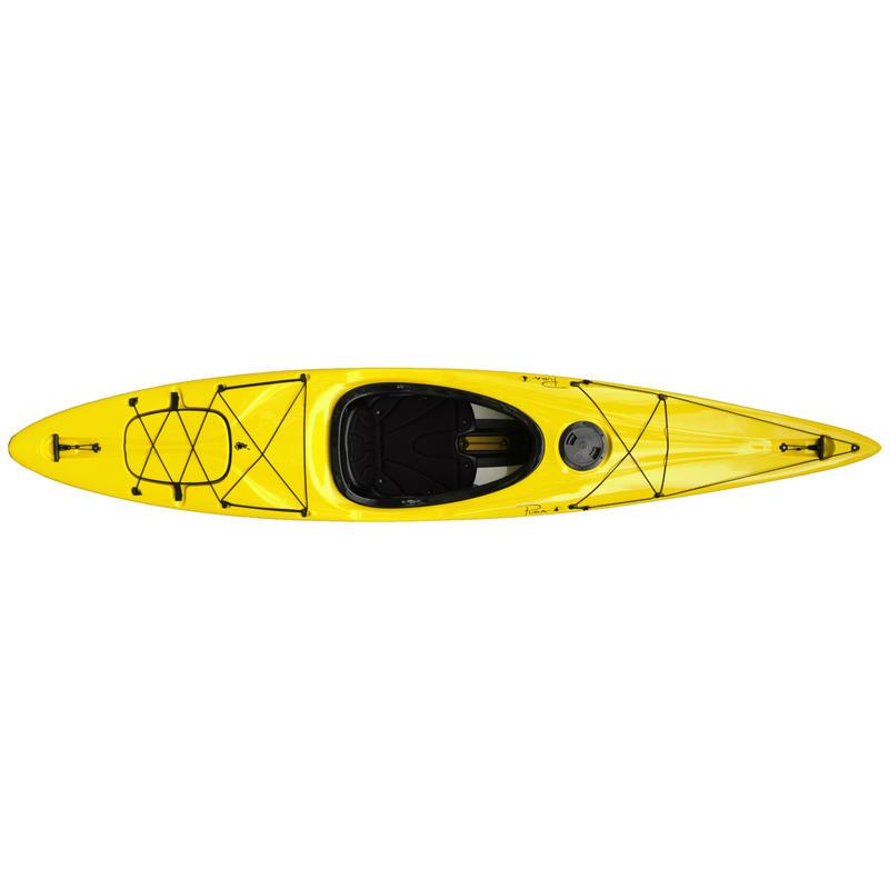 Pura SR120 Kayak Yellow