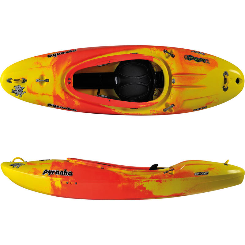 Nano C30 Kayak Yellow/Jaffa
