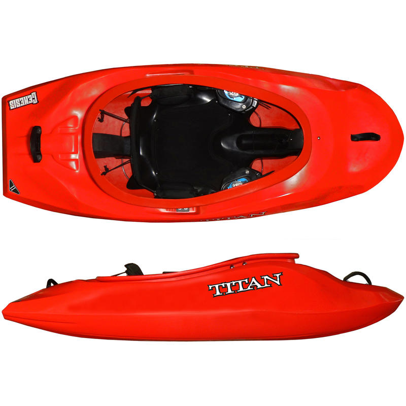 Kayak Genesis V1 Rouge